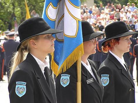 Naiskodukaitsjad üle Eesti löövad kaasa Maakaitsepäeva üritustel