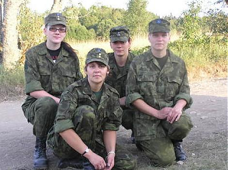 Erna Retkel osaleb ka Naiskodukaitse võistkond