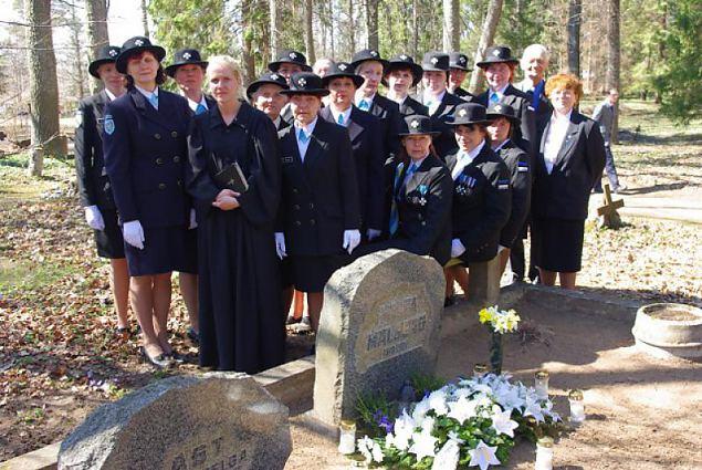 Naiskodukaitse mälestuspäev Võrumaa ringkonnas