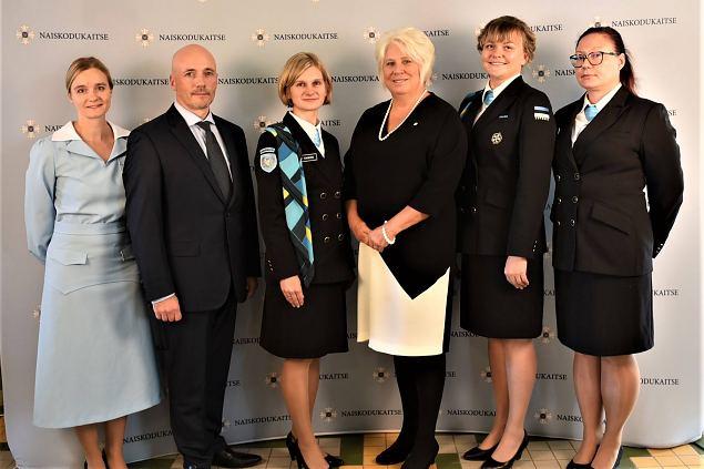 """Naiskodukaitse 90. aastapäevale pühendatud konverents """"Naised Eesti ühiskonnas 21. sajandil"""