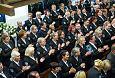 Naiskodukaitse tegemised pildis Naiskodukaitse 91. aastapäeva tähistamine