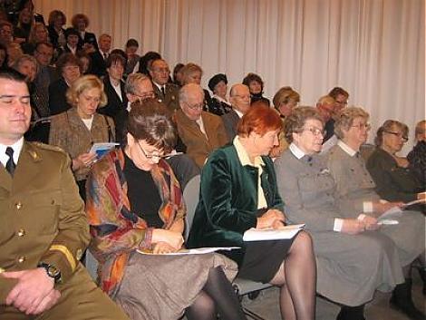 Seminar ''Valikuline mälu''