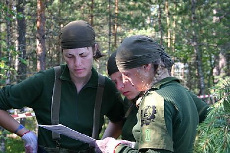 Tallinnas toimub militaarsporti tutvustav teeõhtu