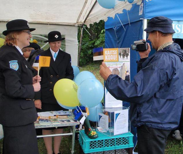 Maakaitsepäeval Karksis 2011