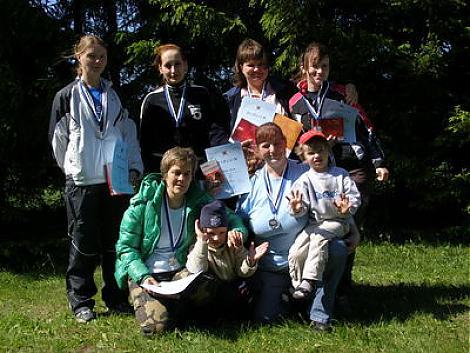 Naiskodukaitse laskevõistluse võitis Alutaguse ringkonna võistkond