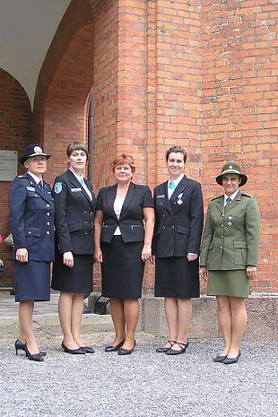Naiskodukaitse 84. aastapäev