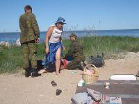 03.-05.06.2011 patrullvõistlus Mini-Erna - meditsiinipunkt