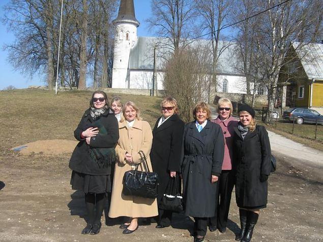 Naiskodukaitse mälestuspäev Lüganusel