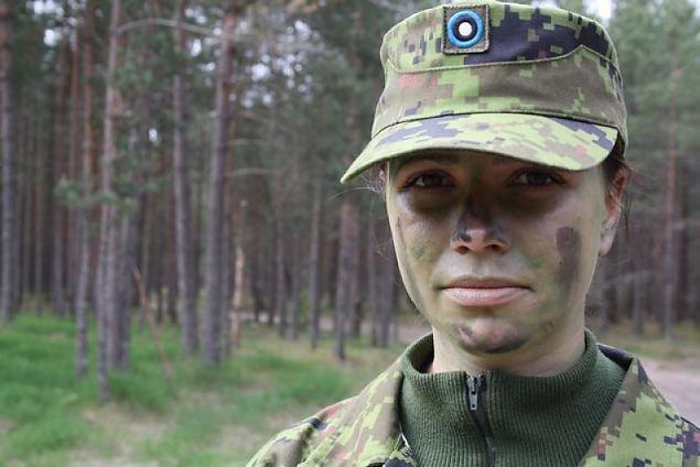 Naiskodukaitse BVÕ sõduriõpe 4.-6. juuni 2010