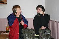 Anu ja Pille jutuhoos 15.-16.10.2011 NKK side ja staabi erialavõistlus