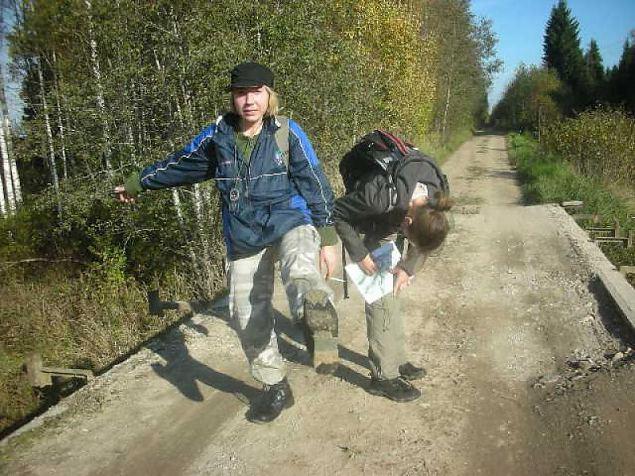 Koormusmatk ehk loomalik vastutegevus ja kadunud tallad