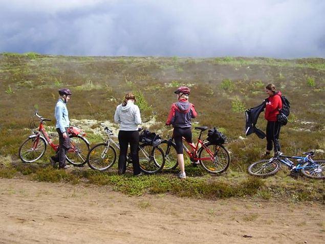 Ringkonna rattamatk Põhja-Kõrvemaal