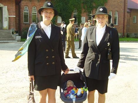 Naiskodukaitse Tallinna ringkonnal valmis kodulehekülg